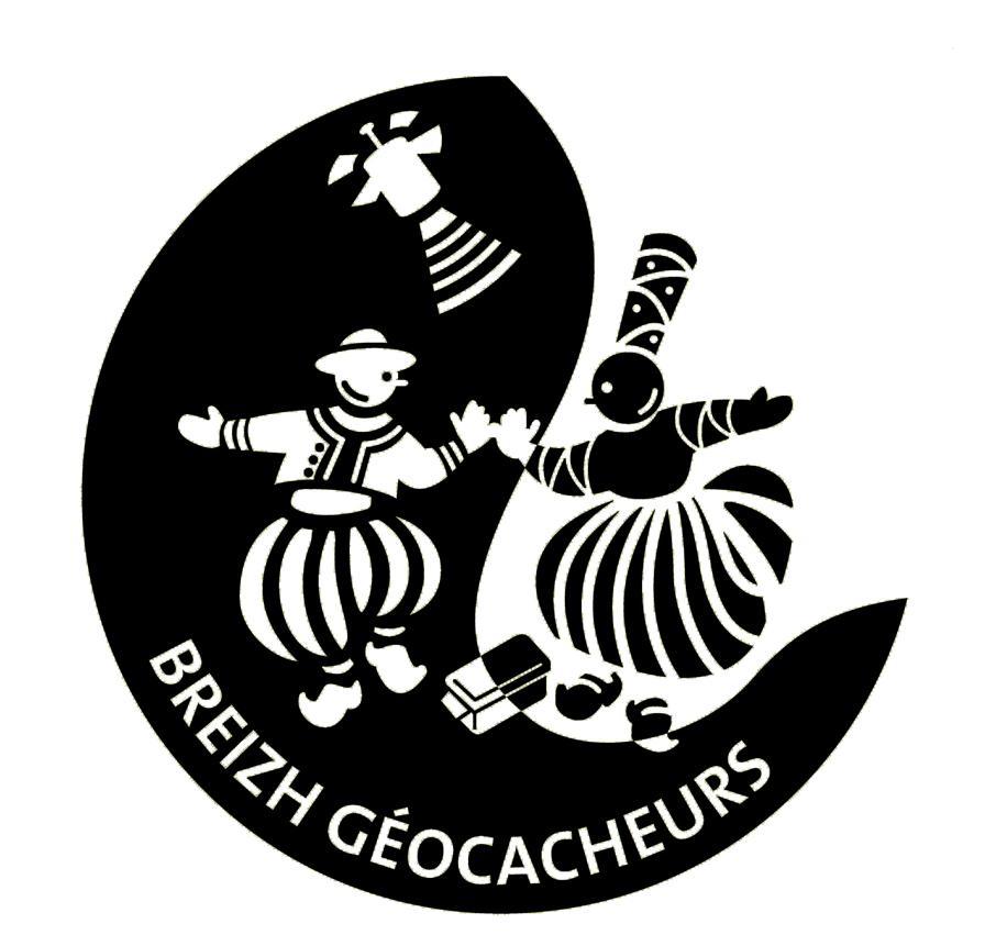Logo Breizh Geocacheurs - Gwenn